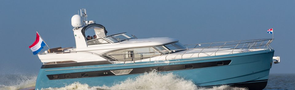 (Nederlands) Atlantic Motoryachts presents the new Atlantic A500 series